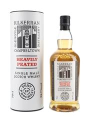 Kilkerran Heavily Peated Bottled 2020 - Batch No. 3 70cl / 59.7%
