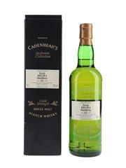 Brora 1982 13 Year Old Bottled 1996 - Cadenhead's 70cl / 59.9%