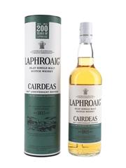 Laphroaig Cairdeas 200th Anniversary Edition 70cl / 51.5%