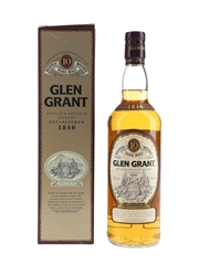 Glen Grant 10 Year Old  70cl / 40%