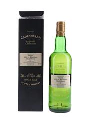 Allt-A-Bhainne 1979 15 Year Old Bottled 1995 - Cadenhead's 70cl / 59.1%