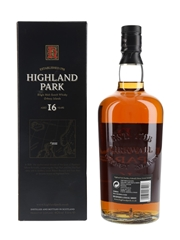 Highland Park 16 Year Old Bottled 2000s - Duty Free 100cl / 40%