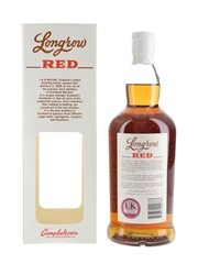 Longrow Red 11 Year Old Fresh Port Casks Bottled 2014 70cl / 51.8%