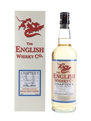 The English Whisky Co. Chapter 9 Bottled 2010 70cl / 46%