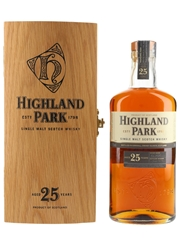 Highland Park 25 Year Old  70cl / 45.7%