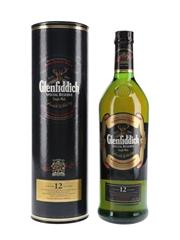 Glenfiddich 12 Year Old Old Presentation 100cl / 43%