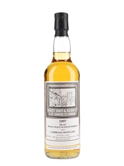 Laphroaig 1997 Berrys' Own Selection Bottled 2015 - The Whisky Exchange 70cl / 53.8%