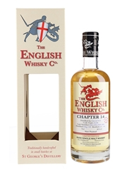 The English Whisky Co. 2008 5 Year Old Chapter 14 Bottled 2013 70cl / 46%