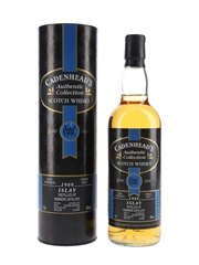 Bowmore 1989 12 Year Old Bottled 2001 - Cadenhead's 70cl / 60%