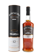 Bowmore 12 Year Old Enigma Travel Retail 100cl / 40%