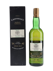 Tomatin 1976 19 Year Old Bottled 1996 - Cadenhead's 75cl / 54.2%