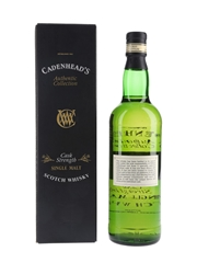 Teaninich 1983 14 Year Old Bottled 1998 - Cadenhead's 70cl / 59.7%