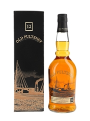 Old Pulteney 12 Year Old Bottled 2000s 70cl / 40%