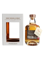Drumshanbo Inaugural Release The Shed Distillery 70cl / 46%