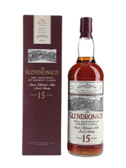 Glendronach 15 Year Old Bottled 1990s 100cl / 40%