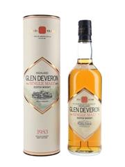 Glen Deveron 1983 12 Year Old  70cl / 40%