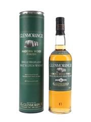 Glenmorangie Madeira Wood Finish Bottled 1990s 70cl / 43%