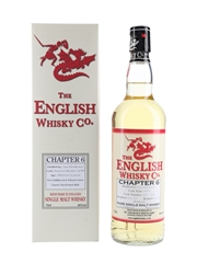 The English Whisky Co. Chapter 6 Unpeated 70cl / 46%
