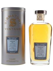 Laphroaig 1990 19 Year Old Bourbon Barrel No.67 Bottled 2009 - Signatory Vintage 70cl / 54.2%