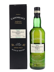 Pittyvaich Glenlivet 1977 18 Year Old Bottled 1996 - Cadenhead's 70cl / 53.6%