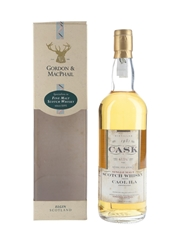 Caol Ila 1981 Cask Strength Bottled 1995 - Gordon & MacPhail 70cl / 63.1%