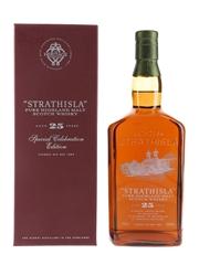 Strathisla 25 Year Old Distillery Restoration Bottling 70cl / 43%