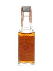 Jim Beam 4 Year Old Bottled 1970s-1980s 5cl / 40%