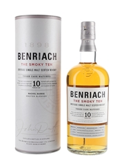 Benriach 10 Year Old Bottled 2020 - Three Cask Matured 70cl / 46%
