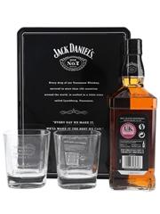 Jack Daniel's Old No.7 Whiskey Set  70cl / 40%