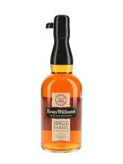 Evan Williams Single Barrel Vintage 2004 Bottled 2014 70cl / 43.3%