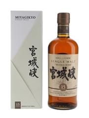 Nikka Miyagikyo 15 Year Old La Maison du Whisky 70cl / 45%