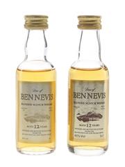 Dew Of Ben Nevis 12 Year Old  2 x 5cl / 40%