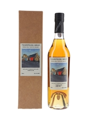 Dornoch Distillery 2017 Cask No. 1 Bottled 2020 - Thompson Bros. 50cl / 59.4%