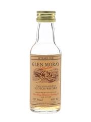 Glen Moray Glenlivet 10 Year Old Bottled 1970s-1980s 5cl / 40%