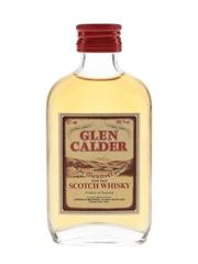 Glen Calder 100 Proof Bottled 1980s - Gordon & MacPhail 5cl / 57%