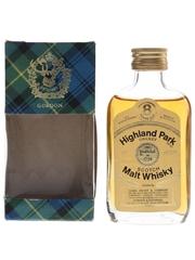 Highland Park 8 Year Old Bottled 1970s - Gordon & MacPhail 5cl / 40%