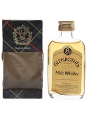 Glenrothes Glenlivet 8 Year Old Bottled 1970s - Gordon & MacPhail 5cl / 40%