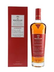 Macallan 2008 Distil Your World London Edition