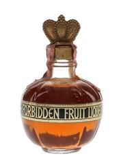 Jacquin's Forbidden Fruit Liqueur Bottled 1950s-1960s 4.7cl / 35%