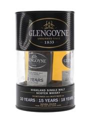 Glengoyne 10, 15 & 18 Year Old 3 x 5cl