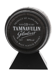 Tamnavulin Glenlivet 10 Year Old Miniature Barrel 5cl / 40%