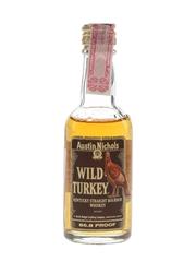 Wild Turkey Bottled 1980s - Atkinson, Baldwin And Co 5cl / 43.4%