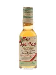 Red Tape Bottled 1960s 5cl