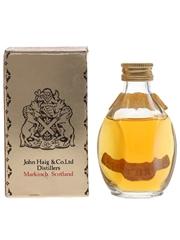Haig's Dimple Bottled 1970s 5cl / 40%