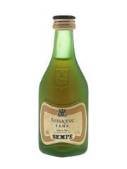 Sempe VSOP Armagnac Bottled 1980s 5cl / 40%