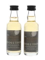 Glenglassaugh Evolution Tennessee Cask 2 x 5cl / 50%