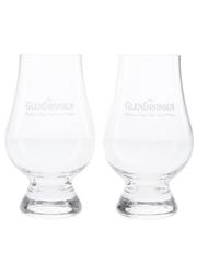 Glendronach Whisky Nosing Glasses
