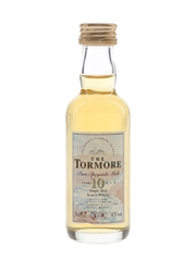Tormore 10 Year Old Bottled 1990s 5cl / 43%