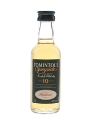 Tomintoul 10 Year Old Bottled 1990s 5cl / 40%