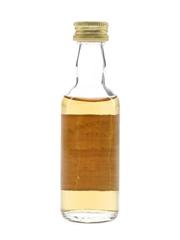 Dufftown Glenlivet 10 Year Old Bottled 1980s 5cl / 40%